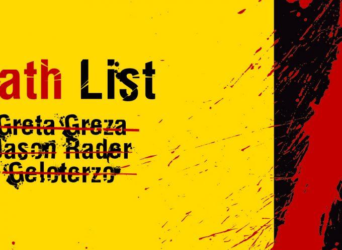 """""""Death List"""" il nuovo singolo di Greta Greza, Jason Rader e Geloterzo"""