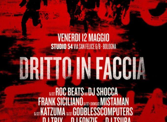 """Frank Siciliano feat. Mistaman – """"Dritto in faccia""""  Il nuovo video."""