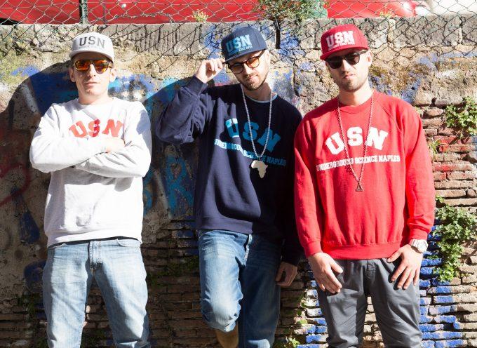 Intervista agli U.S.N. (Underground Science Naples) per Hip Hop Italy