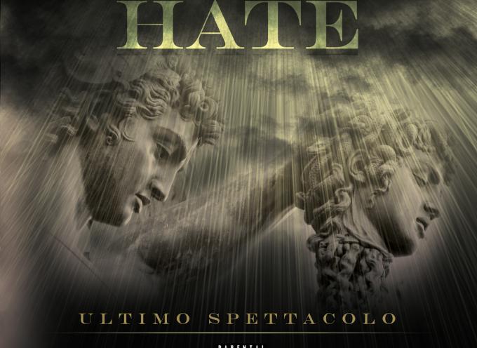 Danny Hate pubblica il terzo disco ufficiale, Ultimo Spettacolo