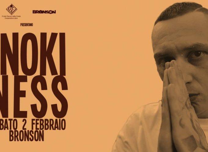 Inoki Ness il 2 febbraio al Bronson di Ravenna