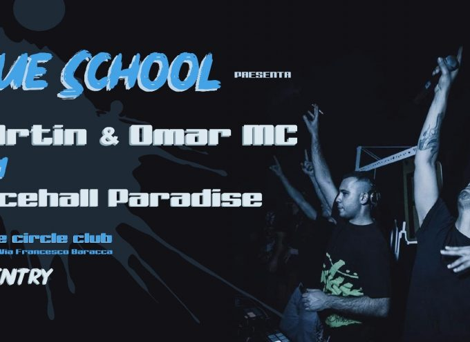 Rap Pirata Umbria presenta Dj Artin & Omar MC al The Circle CLUB