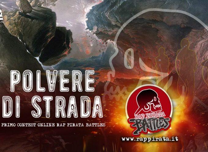 """""""Polvere di strada"""" il primo contest online Rap Pirata Battle"""