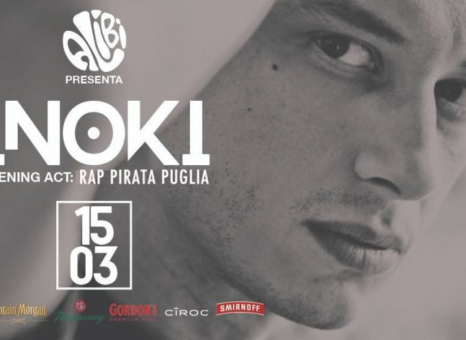 The Alibi presents: Inoki • Opening Act: Rap Pirata Puglia