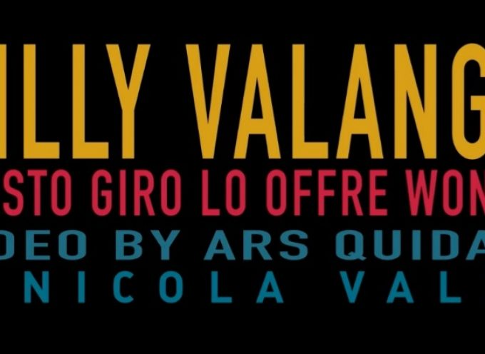 "E' online il video ""Questo giro lo offre WONKA"" di Willy Valanga from RP Lombardia"