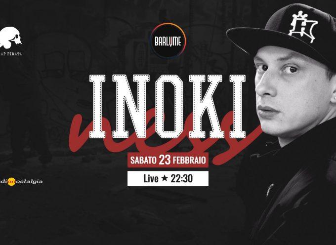 Barlume presenta Inoki Ness Live