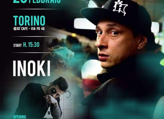 Inoki Ness live a Torino presso il Xò Club di Torino