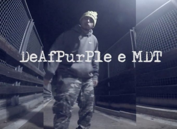"E' online il video "" 119 "" di DeafPurple from Rap Pirata Molise/Abruzzo"