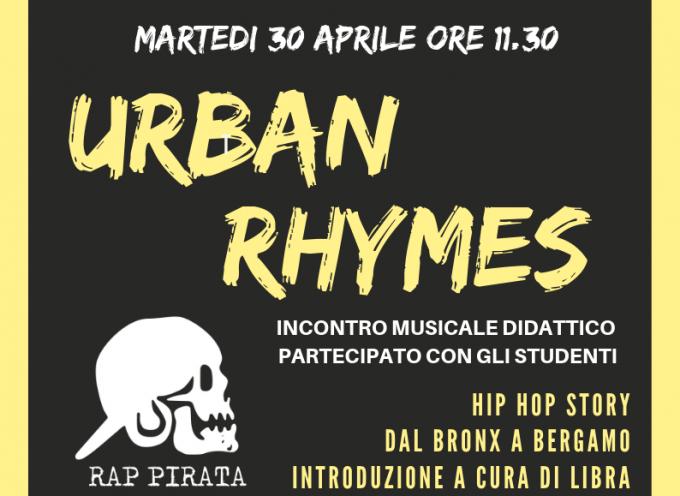 Rap Pirata Lombardia presenta Urban Rhymes
