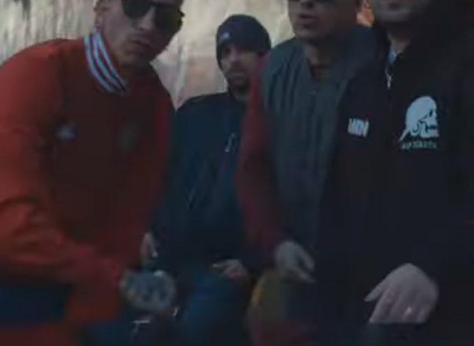 """Rhino, JB e Darn fuori con """"Sopravvissut"""" prodotta da Dj Fastcut"""