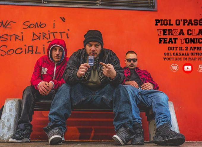 """E' fuori il video """"Pigl o' Passaggio"""" TerzaClasse feat Tonico70 prod. DjKowu"""