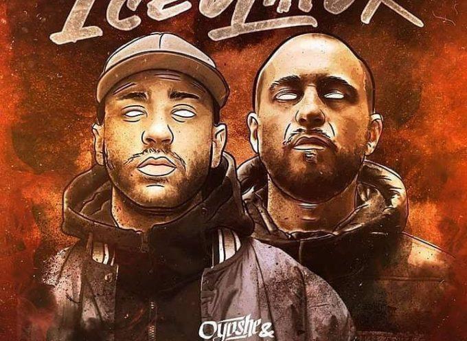 """Oyoshe & Dope One from Rap Pirata Napoli fuori il 29 Aprile con l'album """"Iceolator"""""""