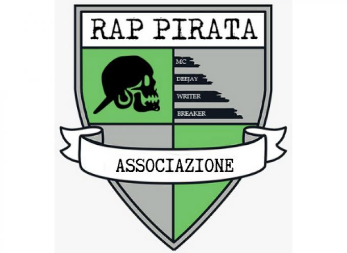 """E' nata """" Rap Pirata –   Associazione di Promozione Sociale """""""