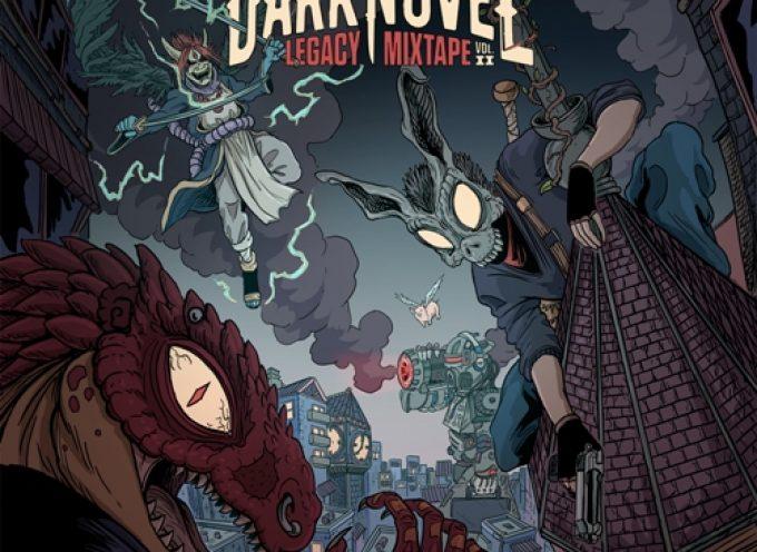 "Dark Novel, dal 23 aprile ""Legacy Mixtape Vol.2"" in free download"