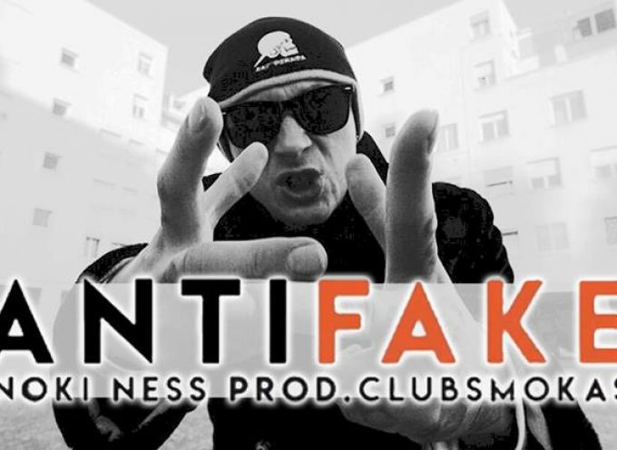 "Inoki Ness e ClubSmokas  fuori con il video ""ANTIFAKE"""