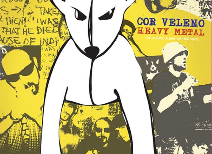 Cor Veleno, Antibemusic ristampa Heavy Metal in doppio vinile