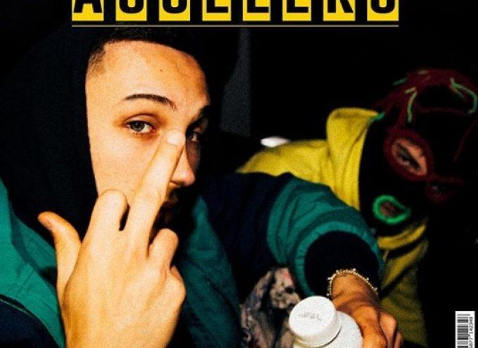E' uscito ACCELERO, il nuovo singolo del rapper milanese G.KRES