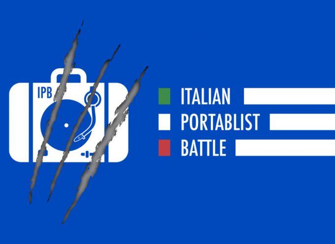 IPB – Italian Portablist Battle, il contest su giradischi portatili alla sua terza edizione