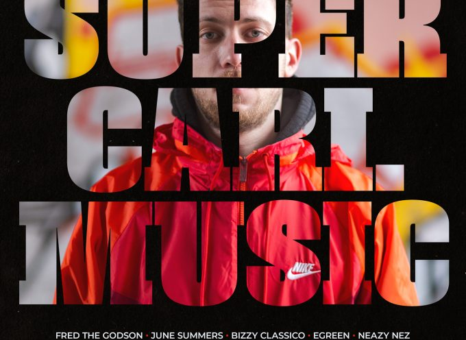 """SuperCari. Music"": Neazy Nez collabora con Fred The Godson, June Summers, Bizzy Classico e Egreen"