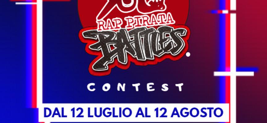 Rap Pirata Academy lancia l'Online Summer Contest