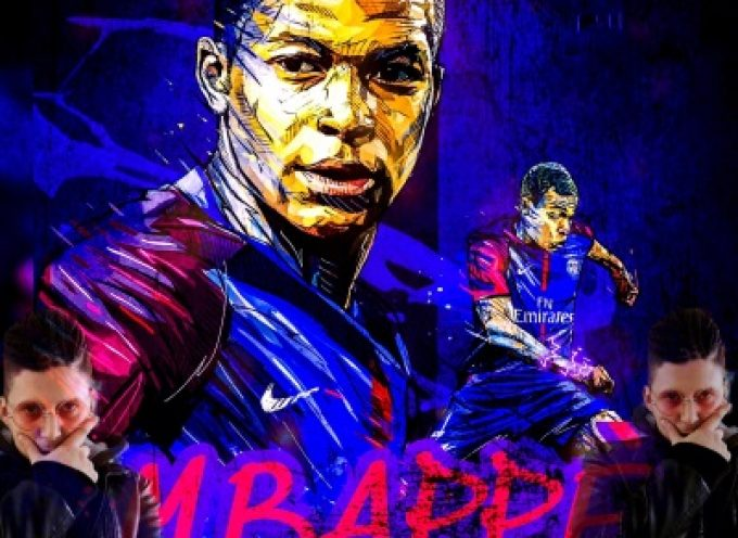 AUREL feat STRIKKIBOY – MBAPPÉ (prod. Tropic Thunder) [NEW VERSION]