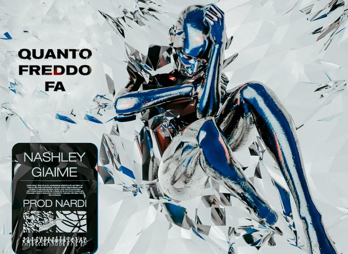 """""""Quanto freddo fa"""": Nashley collabora con Giaime per la prima volta nel nuovo singolo"""