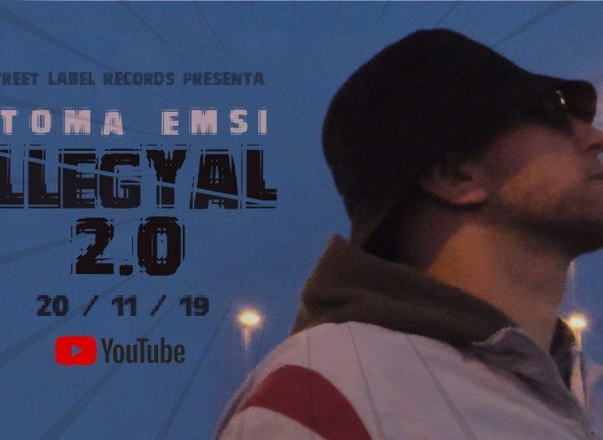 Stoma Emsi, promotore della cultura HipHop in Brianza, pubblica il video Illegyal 2.0