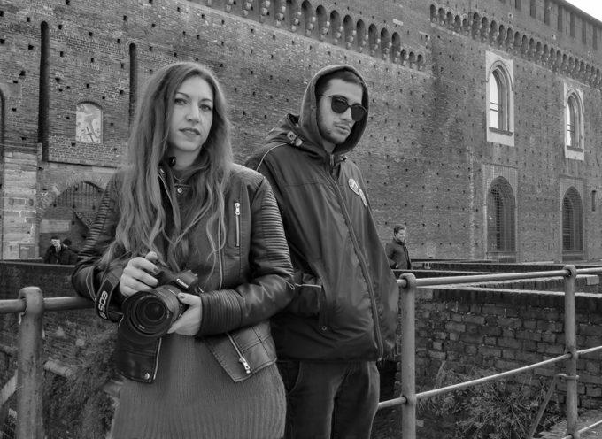 VentiDue é un progetto che unisce la fotografia al rap. Lo firmano Marla e SIlvia Menni
