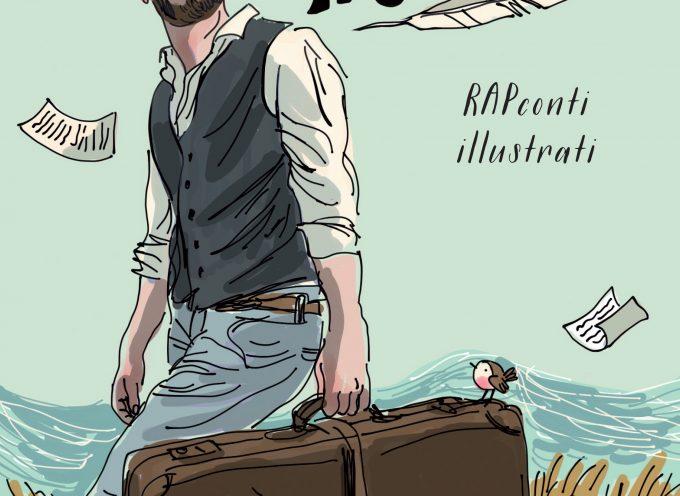 """""""Murubutu – RAPconti illustrati"""": fuori il 6 febbraio il primo libro di racconti di Murubutu"""