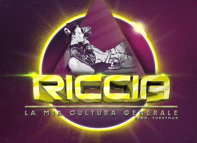 """La mia cultura generale"", l'album d'esordio di Riccia."