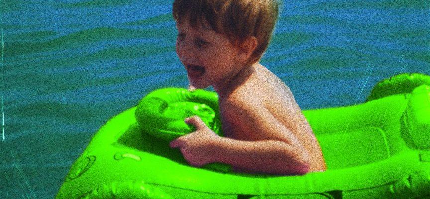 """""""Oceano Fluo"""": dopo Real Talk, arriva il primo EP ufficiale di The Radiant Child"""