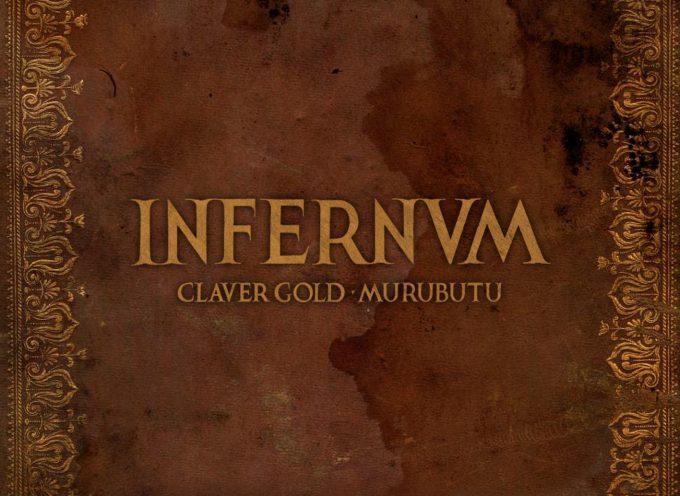 """""""INFERNVM"""": fuori oggi l'album di Claver Gold & Murubutu ispirato alla Divina Commedia"""