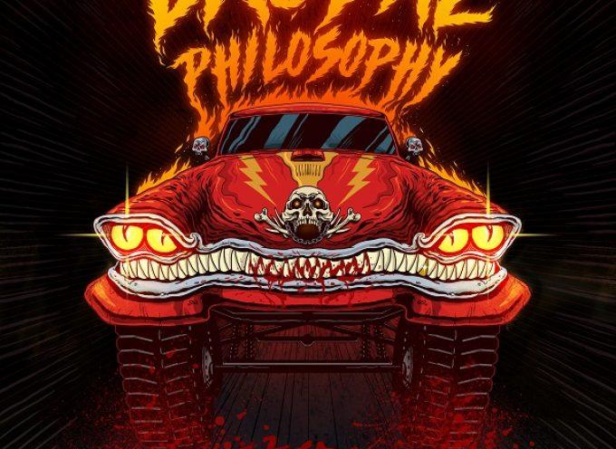 """""""Monstertrack"""": l'esperimento crossover di Greve & Croma diventa un disco ufficiale, sotto il nome di Brutal Philosophy"""