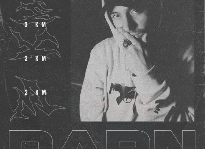 """""""3KM"""": il rapper perugino Darn si mette alla prova nel suo nuovo singolo"""