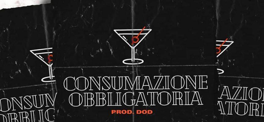 """Kenzie presenta il singolo """"Consumazione Obbligatoria"""" prodotto da DOD"""