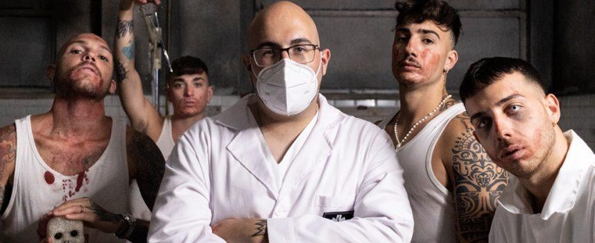 """Dr. Wesh feat. Sayanbull, Wave DB, Sonny Suburbio e Naver, """"BLOOD – Antisocialità"""" è il singolo che anticipa l'album """"Pazienti"""""""