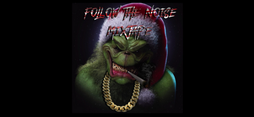 """Follow the Noise Mixtape"" con Crotti B, Yarko e Juanito Vibez"