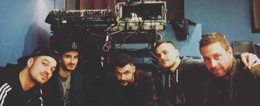 """""""Lo Scontro"""" EP inaugura """"La Trilogia"""" dei No Fang tra rap, arte e cultura"""