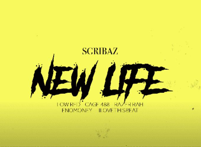 New Life: il video clip ufficiale del singolo di Sgribaz