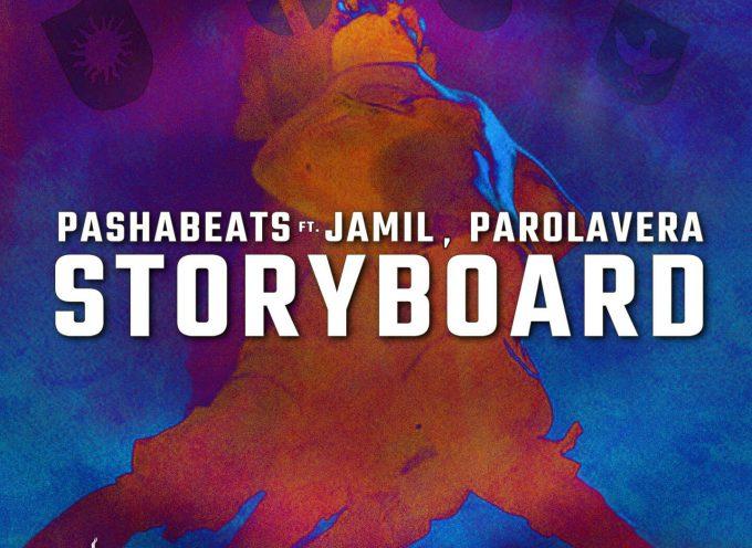 Pashabeats porta Verona a Firenze con Storyboard ft. Jamil e Parola Vera
